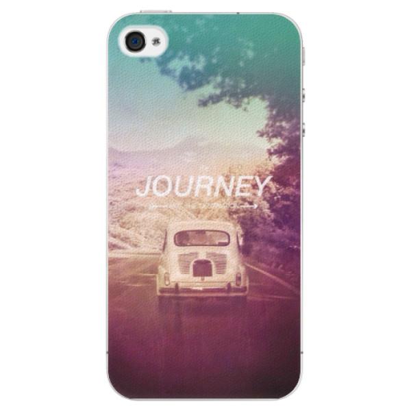 Plastové puzdro iSaprio - Journey - iPhone 4/4S