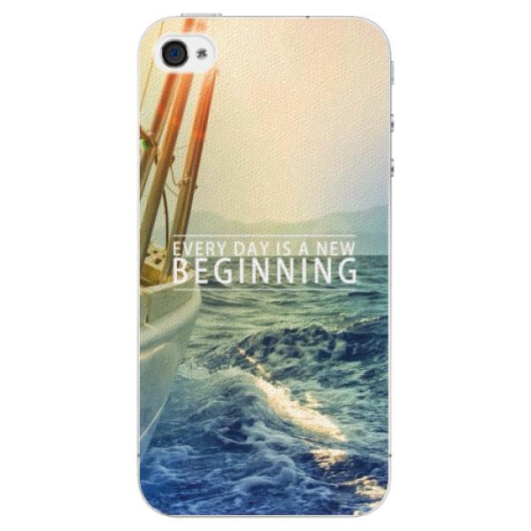 Plastové puzdro iSaprio - Beginning - iPhone 4/4S