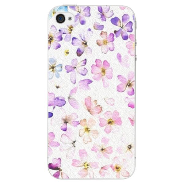 Plastové puzdro iSaprio - Wildflowers - iPhone 4/4S