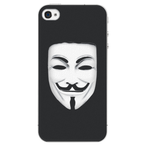 Plastové puzdro iSaprio - Vendeta - iPhone 4/4S