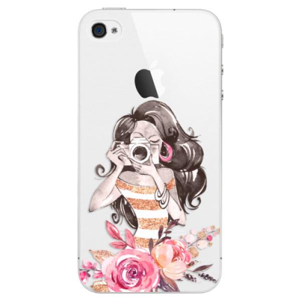 Plastové puzdro iSaprio - Charming - iPhone 4/4S