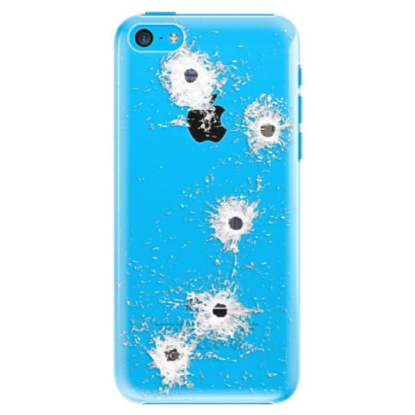 Plastové puzdro iSaprio - Gunshots - iPhone 5C