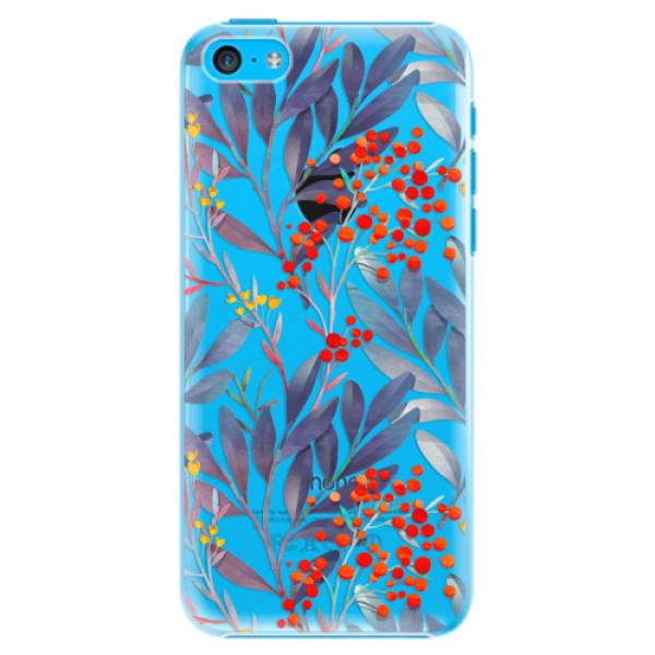 Plastové puzdro iSaprio - Rowanberry - iPhone 5C