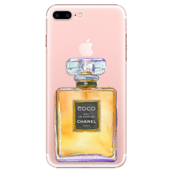 Plastové puzdro iSaprio - Chanel Gold - iPhone 7 Plus