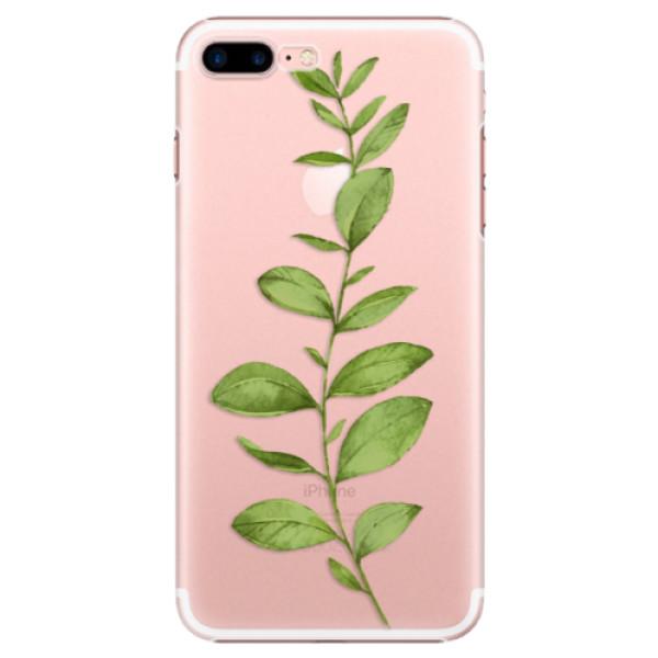Plastové puzdro iSaprio - Green Plant 01 - iPhone 7 Plus