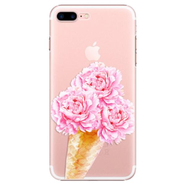 Plastové puzdro iSaprio - Sweets Ice Cream - iPhone 7 Plus