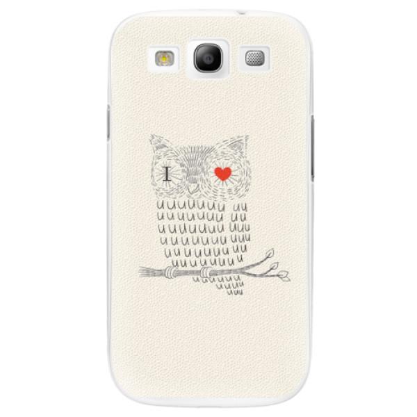 Plastové puzdro iSaprio - I Love You 01 - Samsung Galaxy S3