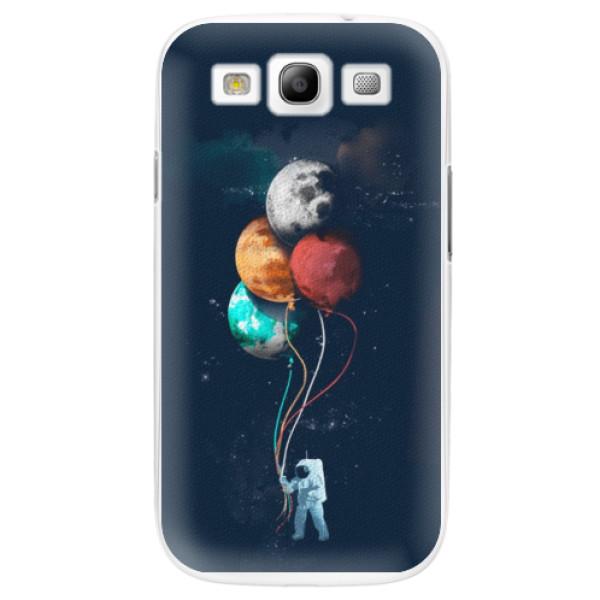 Plastové puzdro iSaprio - Balloons 02 - Samsung Galaxy S3