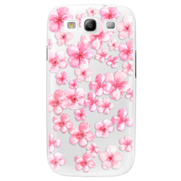 Plastové puzdro iSaprio - Flower Pattern 05 - Samsung Galaxy S3