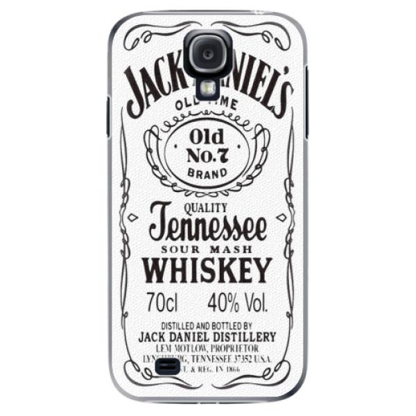 Plastové puzdro iSaprio - Jack White - Samsung Galaxy S4