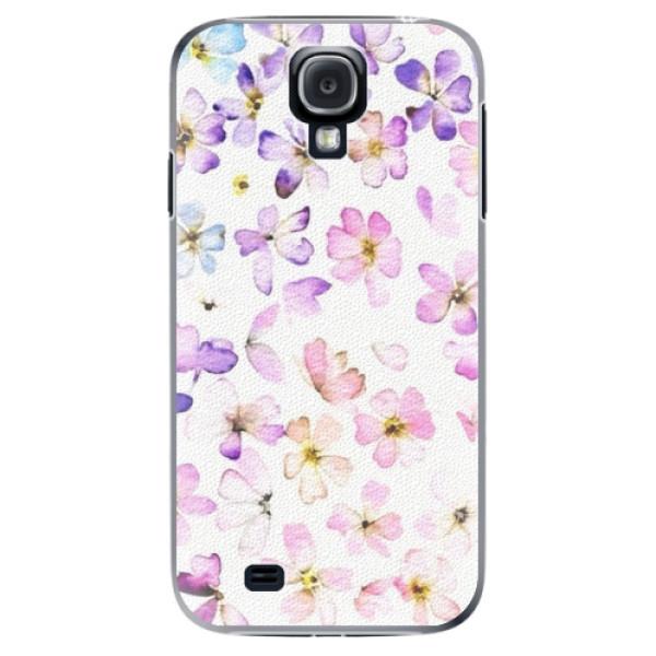 Plastové puzdro iSaprio - Wildflowers - Samsung Galaxy S4