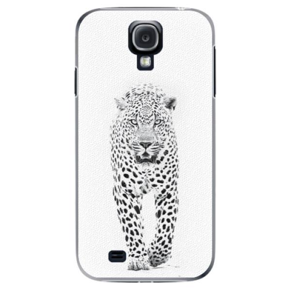Plastové puzdro iSaprio - White Jaguar - Samsung Galaxy S4