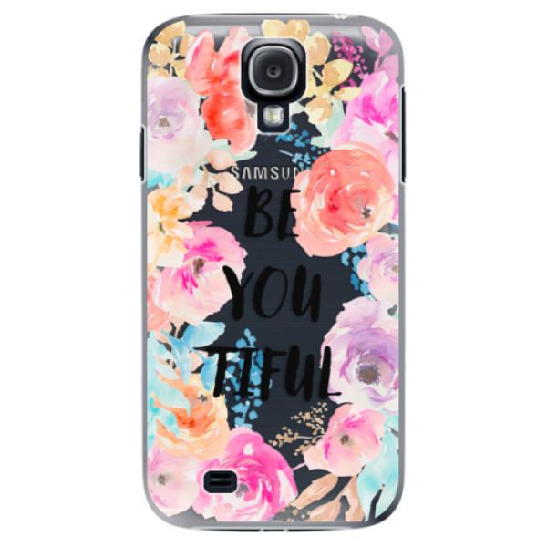Plastové puzdro iSaprio - BeYouTiful - Samsung Galaxy S4