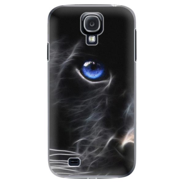 Plastové puzdro iSaprio - Black Puma - Samsung Galaxy S4