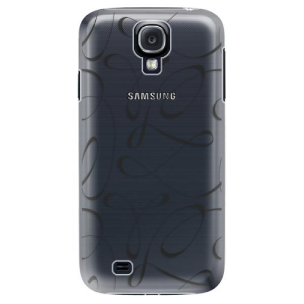Plastové puzdro iSaprio - Fancy - black - Samsung Galaxy S4