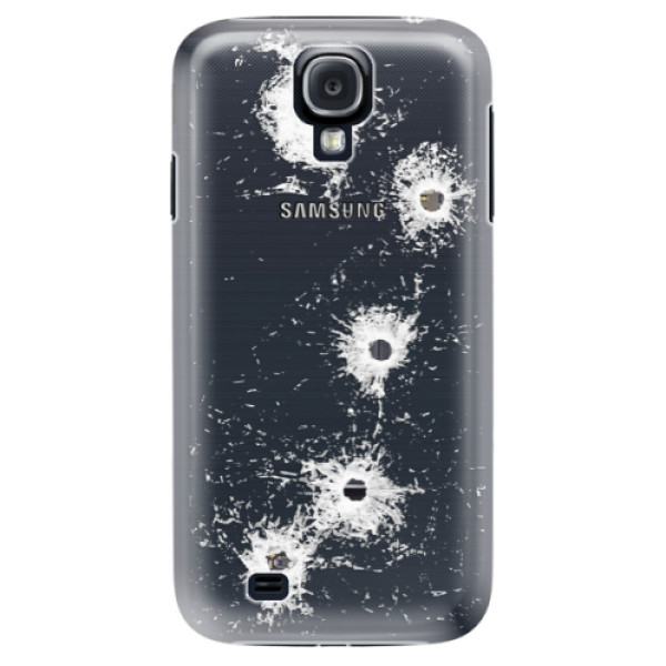 Plastové puzdro iSaprio - Gunshots - Samsung Galaxy S4