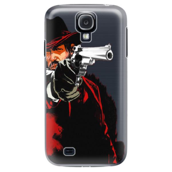 Plastové puzdro iSaprio - Red Sheriff - Samsung Galaxy S4