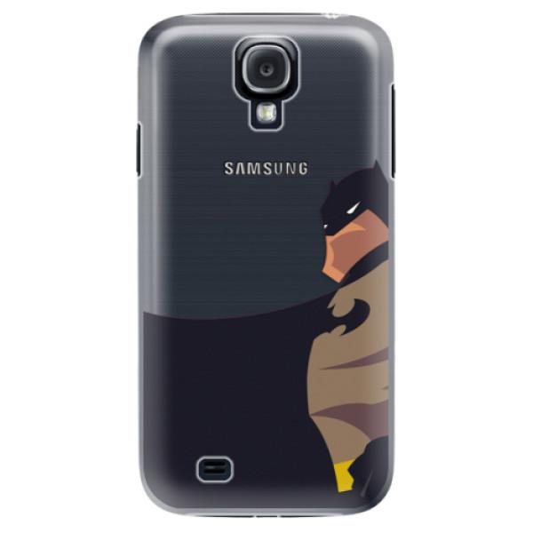 Plastové puzdro iSaprio - BaT Comics - Samsung Galaxy S4