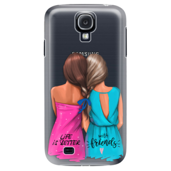 Plastové puzdro iSaprio - Best Friends - Samsung Galaxy S4