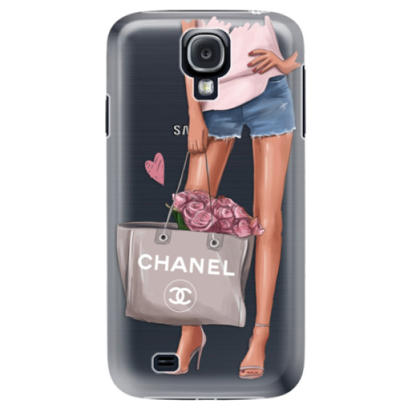 Plastové puzdro iSaprio - Fashion Bag - Samsung Galaxy S4