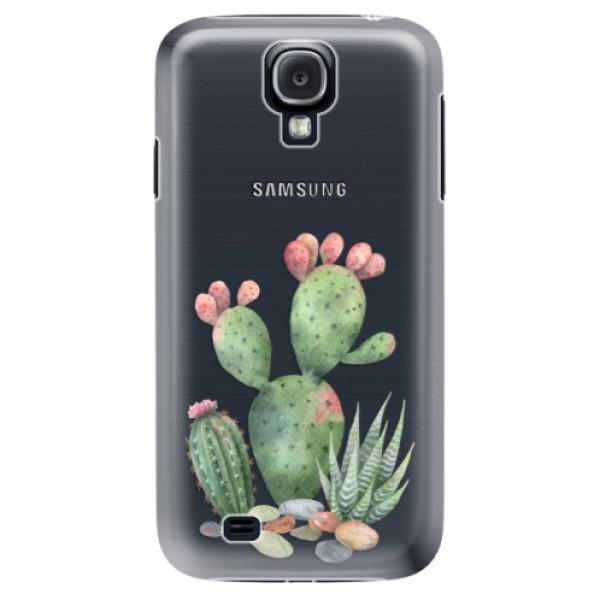 Plastové puzdro iSaprio - Cacti 01 - Samsung Galaxy S4