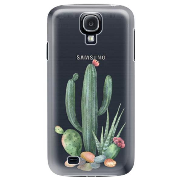 Plastové puzdro iSaprio - Cacti 02 - Samsung Galaxy S4
