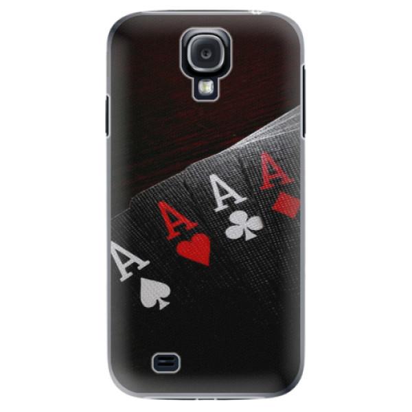 Plastové puzdro iSaprio - Poker - Samsung Galaxy S4