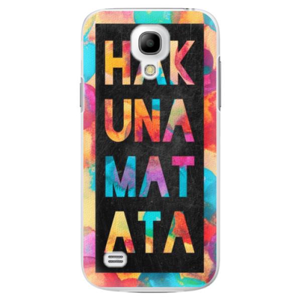 Plastové puzdro iSaprio - Hakuna Matata 01 - Samsung Galaxy S4 Mini