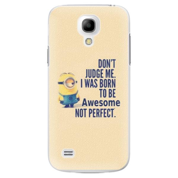 Plastové puzdro iSaprio - Be Awesome - Samsung Galaxy S4 Mini