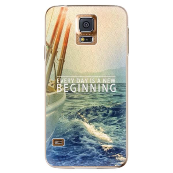 Plastové puzdro iSaprio - Beginning - Samsung Galaxy S5