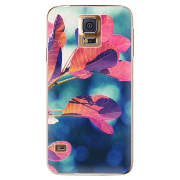 Plastové puzdro iSaprio - Autumn 01 - Samsung Galaxy S5