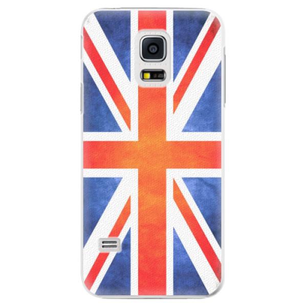 Plastové puzdro iSaprio - UK Flag - Samsung Galaxy S5 Mini