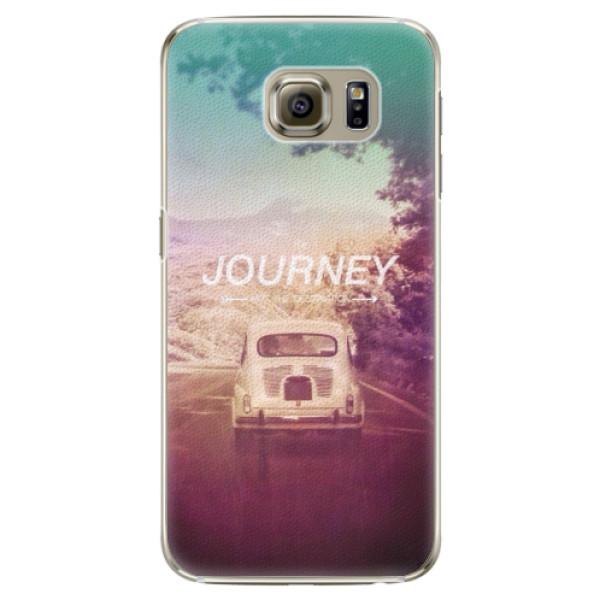 Plastové puzdro iSaprio - Journey - Samsung Galaxy S6 Edge