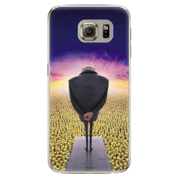 Plastové puzdro iSaprio - Gru - Samsung Galaxy S6 Edge
