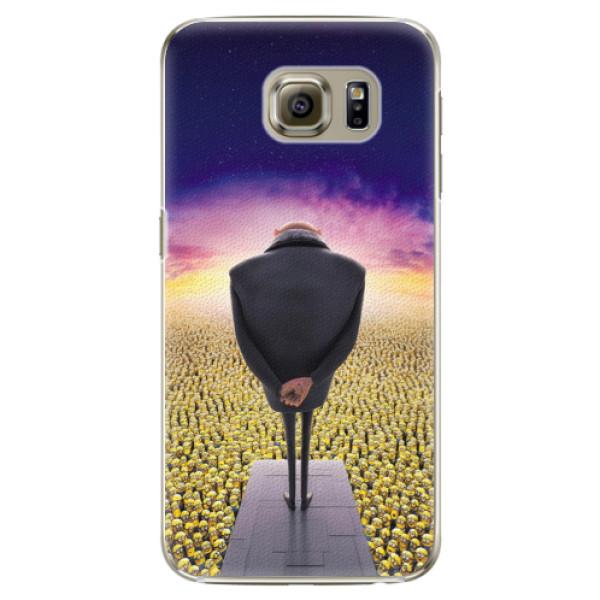 Plastové puzdro iSaprio - Gru - Samsung Galaxy S6 Edge Plus