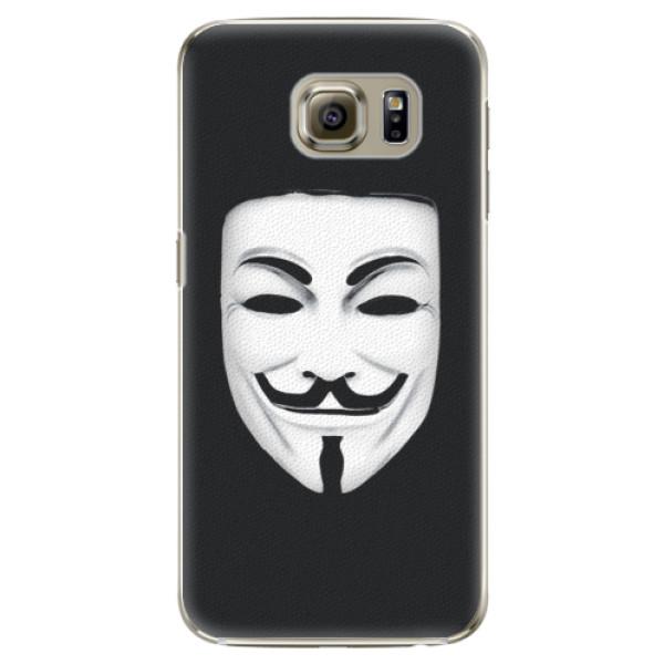Plastové puzdro iSaprio - Vendeta - Samsung Galaxy S6 Edge Plus