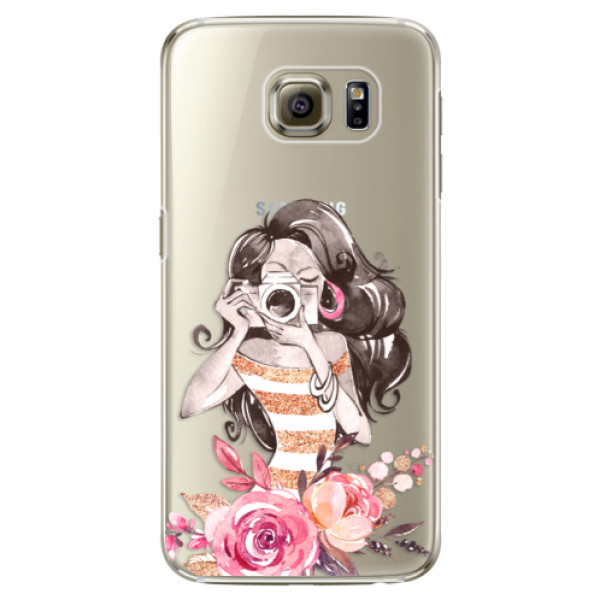 Plastové puzdro iSaprio - Charming - Samsung Galaxy S6 Edge Plus