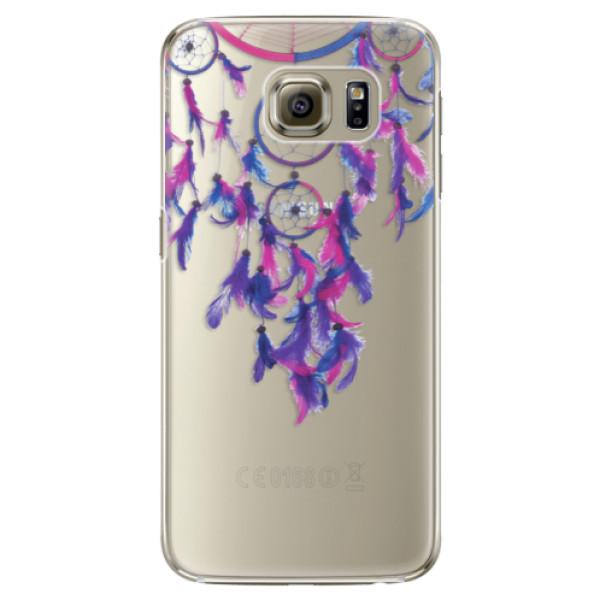 Plastové puzdro iSaprio - Dreamcatcher 01 - Samsung Galaxy S6 Edge Plus