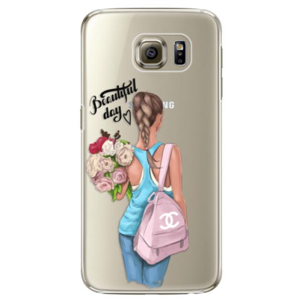 Plastové puzdro iSaprio - Beautiful Day - Samsung Galaxy S6 Edge Plus
