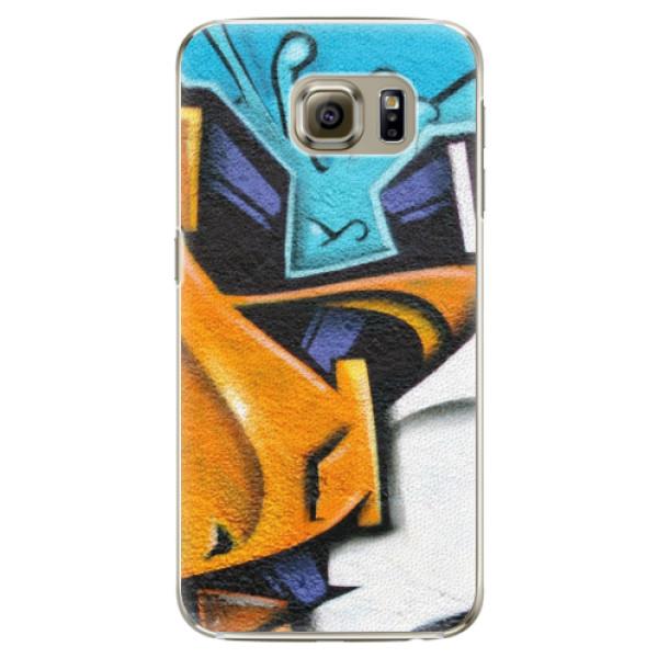 Plastové puzdro iSaprio - Graffiti - Samsung Galaxy S6 Edge Plus