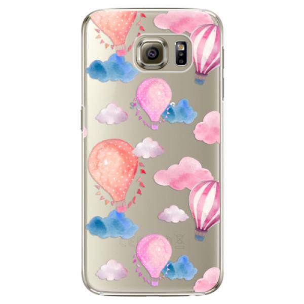 Plastové puzdro iSaprio - Summer Sky - Samsung Galaxy S6 Edge Plus