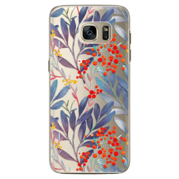Plastové puzdro iSaprio - Rowanberry - Samsung Galaxy S7 Edge