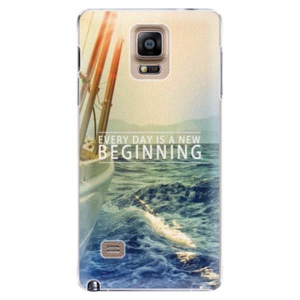 Plastové puzdro iSaprio - Beginning - Samsung Galaxy Note 4