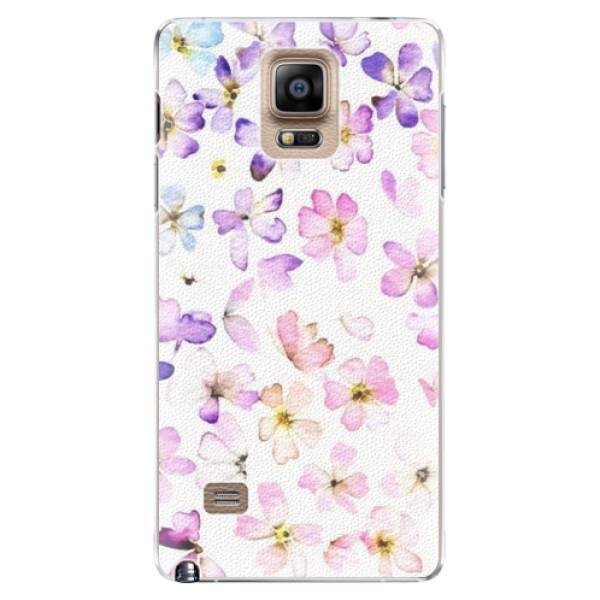 Plastové puzdro iSaprio - Wildflowers - Samsung Galaxy Note 4