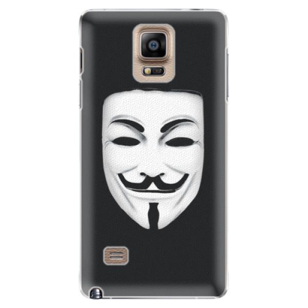 Plastové puzdro iSaprio - Vendeta - Samsung Galaxy Note 4