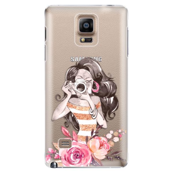 Plastové puzdro iSaprio - Charming - Samsung Galaxy Note 4