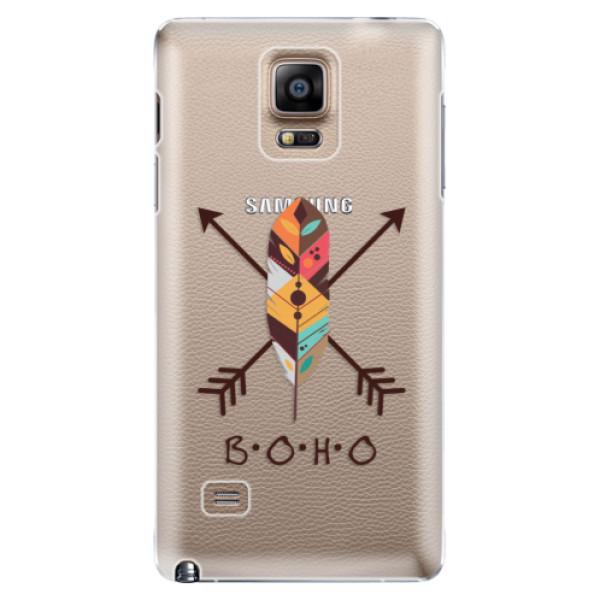 Plastové puzdro iSaprio - BOHO - Samsung Galaxy Note 4