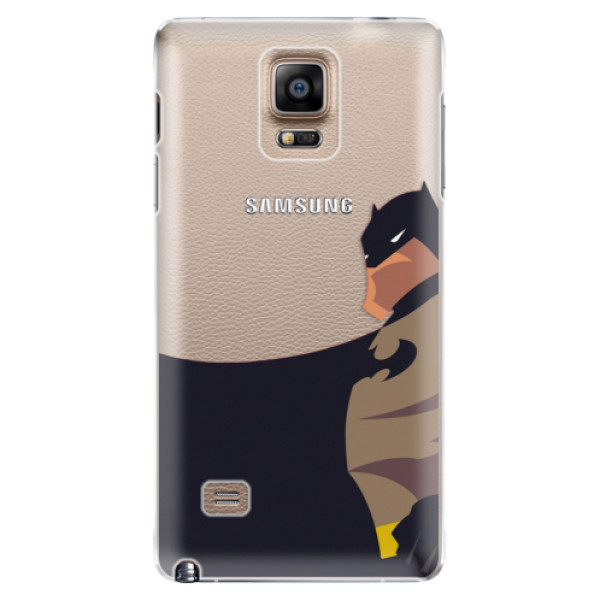 Plastové puzdro iSaprio - BaT Comics - Samsung Galaxy Note 4