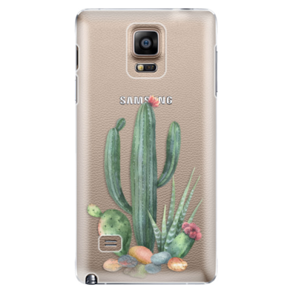 Plastové puzdro iSaprio - Cacti 02 - Samsung Galaxy Note 4