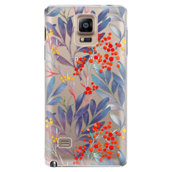 Plastové puzdro iSaprio - Rowanberry - Samsung Galaxy Note 4